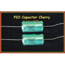 Capacitor Pio 0.1uf X 1600v - 100k/100nf - Contra Baixo.
