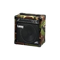 Frete Grátis Laney Lx 35 Amplificador Guitarra 35w Camuflad