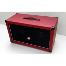 Gabinete 2x12 Customizado Com Falantes 300w Frete Gratis