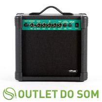 Amplificador Para Guitarra Stagg Ga15dr/15w/reverb