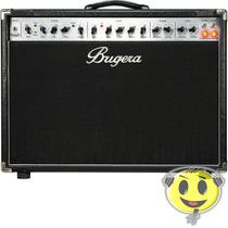 Cubo Amplificador De Guitarra Valvulado Bugera 6262 Kadu Som