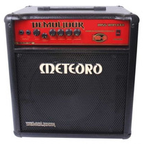 Amplificador Contra Baixo Meteoro Demolidor Fwb80