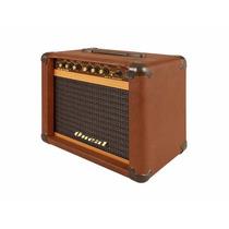 Cubo Amplificador De Guitarra Oneal Ocg-100 Mr Caixa 30w Rms