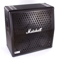 Caixa Marshall 4x12 1960adm Angulada - Dave Mustaine 1960dm