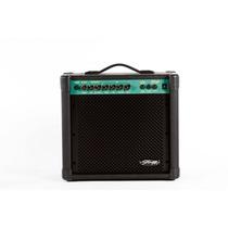 Amplificador Para Guitarra Stagg 20 Watts Ga 20 Bivolt Preto