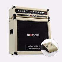 Amplificador Born Gladiator 1200 De 100w (somos Loja Fisica)