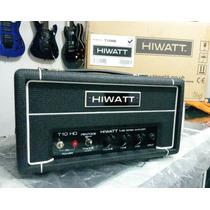 Cabeçote Hiwatt 10hd Valvulado Para Guitarra - Novo!!