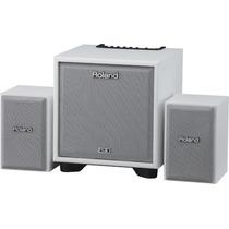 Caixa Acústica Monitor Referência Roland Monitor Cube Cm 110