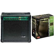 Amplificador Para Guitarra Stagg Ga20r/20w,reverb,drive