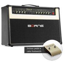Amplificador P/ Guitarra Borne Evidence 100 - Preto 100 Wts