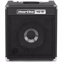 Amplificador Cubo Combo Hartke Hd 75 W P/ Baixo Hd50 1x12