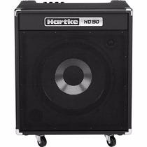 Amplificador Cubo Combo Hartke Hd 150 W P/ Baixo Hd150 1x15
