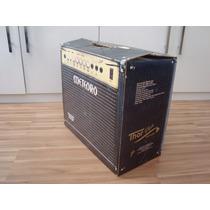 Amplificador Para Guitarra Meteoro Thor Plus- Com Caixa