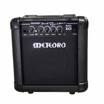 Amplificador P/ Guitarra Meteoro Mg10 1x6 Bivolt 10w 17681