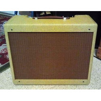 Amplificador Fender 5e3 Deluxe 57 Tweed Rep Handmade Luthier