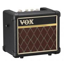 Cubo Guitarra Vox Mini3 G2 Cl Classic Na Cheiro De Musica