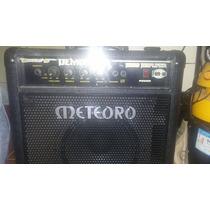 Amplificador Meteoro Demolidor 50w-troco Por Cartas De Magic