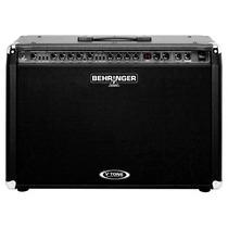 Amplificador Guitarra Behringer Gmx212 Na Cheiro De Música !