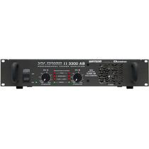 Ritmus : Ciclotron W Power Ii 3300ab : Amplificador Potência