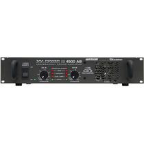 Ritmus : Ciclotron W Power Ii 4500ab : Amplificador Potência