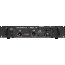 Amplificador Potência Prof. Ciclotron W Power I I 4500 Ab