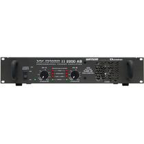 Ritmus : Ciclotron W Power Ii 2200ab : Amplificador Potência