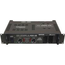 Amplficador Potencia 675w Rms Ciclotron W Power 4500