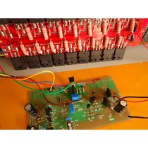 Placa 1600w Rms Montado /serve Na Potencia Ciclotron