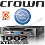 Amplificador Crown Xti 1002 Xti1002