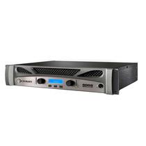 Amplificador Potência Crown Xti-6002 6000w Á Forte