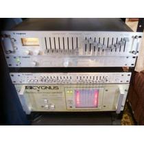 Cygnus Aparelhagem Profissional Power ,pre Mixer ,equa,cross