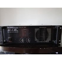 Potência Cygnus Sa 4 Ab Classic Amplificador De Som