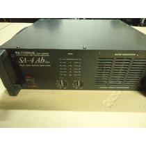 Amplificador Cygnus Sa4 Semi Novo 1080 Watts Rms