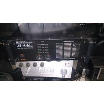 Amplificador Cygnus Sa4 540 Rms Por Canal Em 4 Ohms