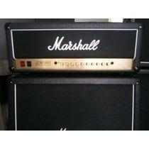 Amplificador Cabeçote Marshall Jcm 900 4100 Novo Na Caixa