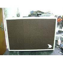 Caixa Acústica Com 2 Alto-falantes De 12 Polegadas Crow