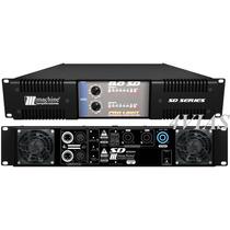 Amplificador De Potência Machine Sd 8.0 8.000 W Rms Lj 4vias