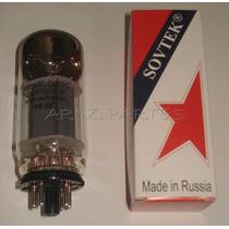 Valvula 6l6 Wgc 5881 Sovtek Amplificadores Guitarra Ou Baixo