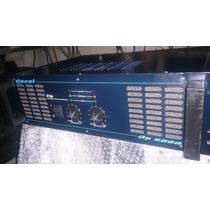 Amplificador Oneal Op 8000 2000 W Rms