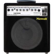 Amplificador De Guitarra Multi Timbral Newell Mp3 Grx200