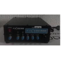 Amplificador Para Sistema De Som Ambiente Ab 100