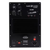 Amplificador Audio Leader Ativador Para Caixa De Som Ca 200