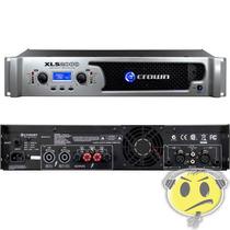 Amplificador Potência Crown Xls2000 2100w 220v O F E R T A