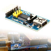 Ft232rl 3.3v 5.5v Ftdi Usb Para Ttl Módulo De Serial Adapte