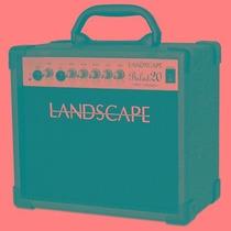 Ritmus ! Landscape Bld20 Balad20 : Cubo Violão E Microfone