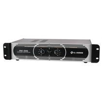 Amplificador De Potência Ll Pro 2200 Com 550 Watts Rms