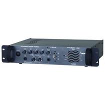 Amplificador De Potência Com Mixer Nca Pwm1600 Com Usb 400w