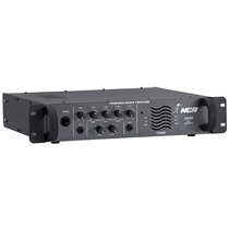 Amplificador De Potência Com Mixer Nca Pwm1600 400 Watts