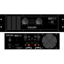Amplificador Potência Profissional Stéreo Mk2.0 2000 Watts
