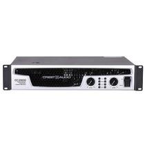 Promoção! Crest Audio Cc 2800 Amplificador Potência 2800 W